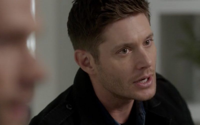 dean winchester rebuts sam supernatural therapy session