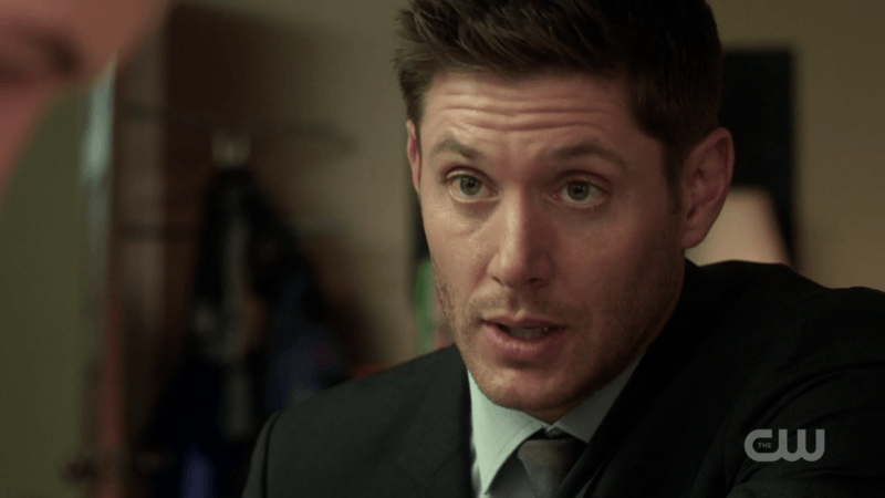 dean winchester suit talk supernatural 1305