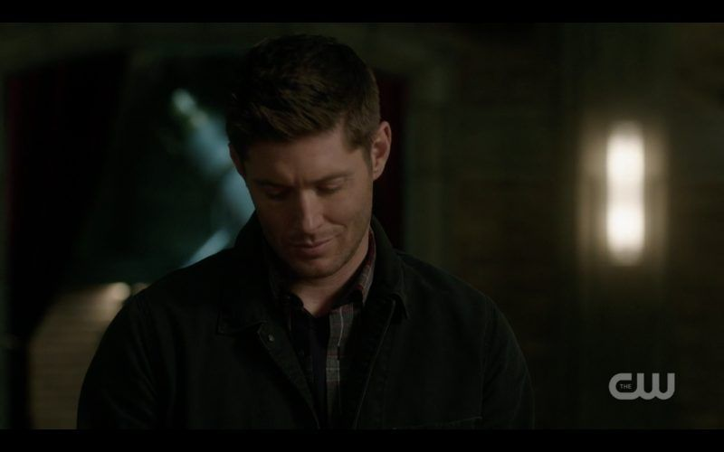 dean wincheter crying again for castiel supernatural 1306