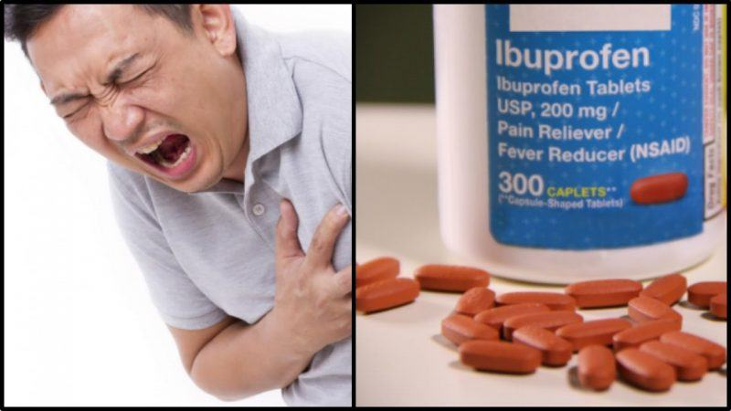 doctors warn to stop taking ibuprofen fake news alert