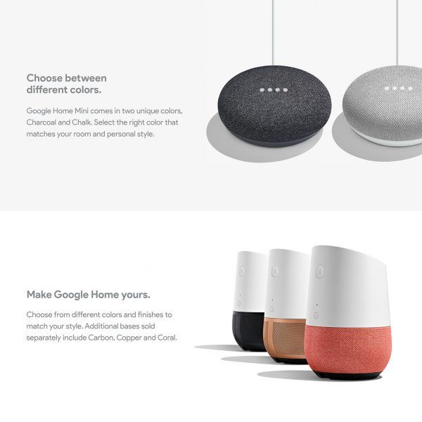 google home mini hot cyber monday deals