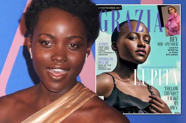 grazia uk lupida nyongo zero for movie tv tech geeks