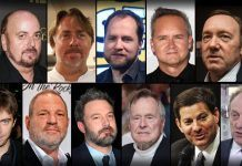harvey weinstein floodgates open on sexual misconduct list 2017 images