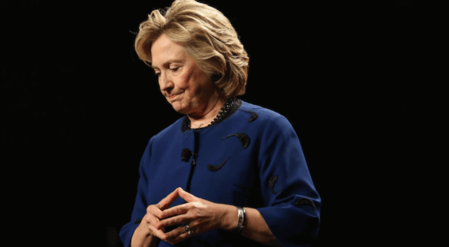 hillary clinton gave no concession speech fake news alert