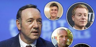 how one week destroyed kevin spacey's career 2017 images