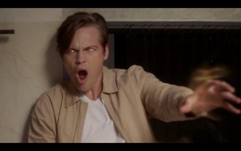 jack freaks out supernatural