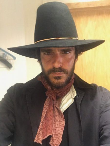 jonathan cherry ready for supernatural gunfight mttg interview