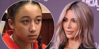 kim kardashian does good change for cyntoia brown