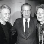 liz smith with richard nixon