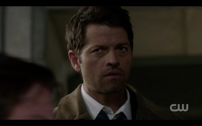 misha collins castiel supernatural return from dead tombstone