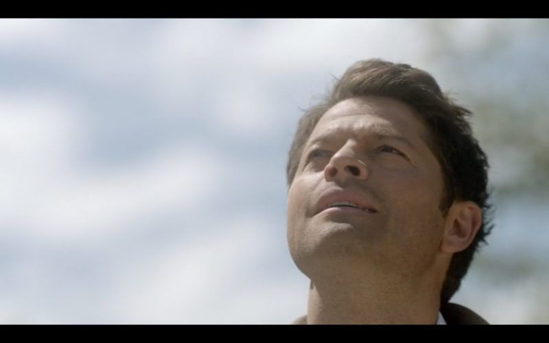 misha collins in supernatural empty place