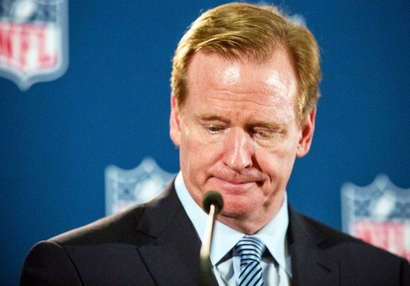 nfl roger goodell fired fake news alert