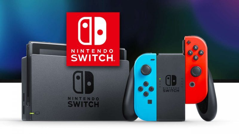 nintendo switch console hot holiday deals