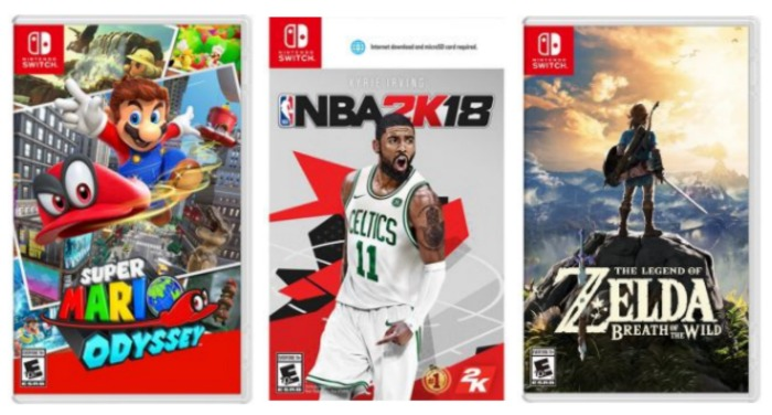 nintendo switch games black friday 2017 deals