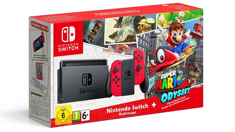 nintendo switch hot black friday deasl 2017