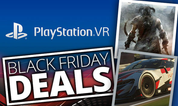 playstation vr black friday deals 2017