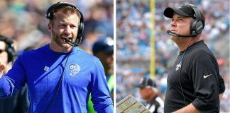 rams head coach sean mcvay not ready for sean payton comparisons yet 2017 images