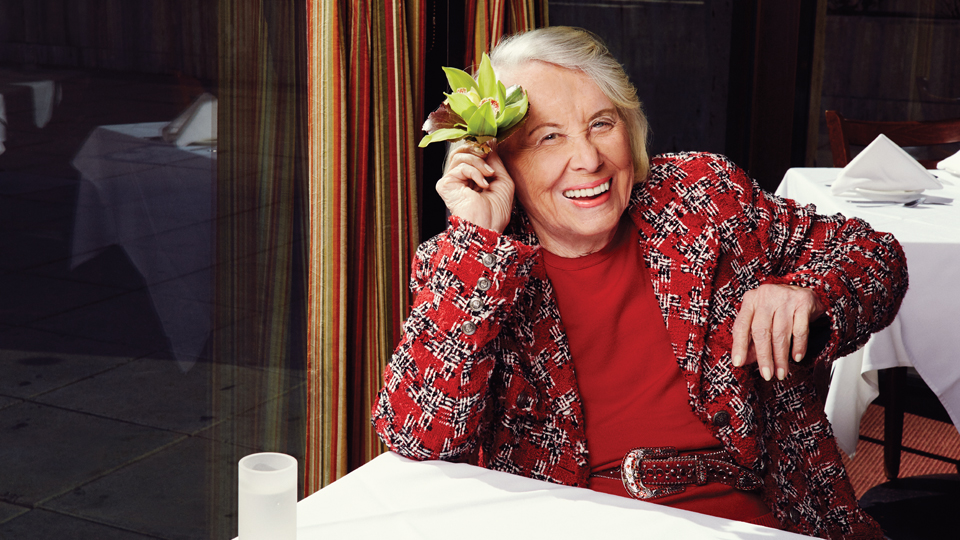 Legendary gossip columnist Liz Smith, who chronicled Trump, dies at 94