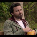 rob benedict as god on supernatural mttg