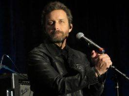 rob benedict on louden Swain, Kings of Con and a certain supernatural book 2017 images