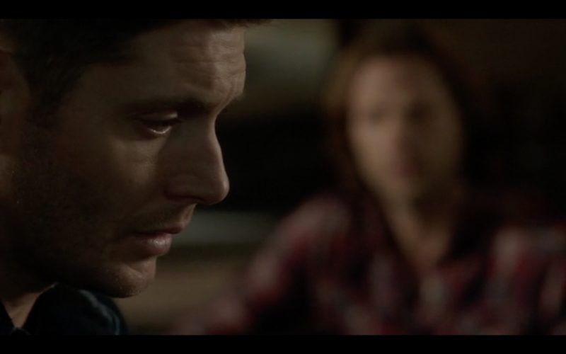 sam watching dean winchester longing bulge from supernatural 1304