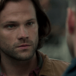 sam winchester puppy look at dean supernatural 1305