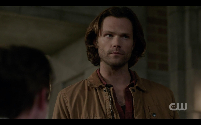 dean winchester cowboy garb supernatural