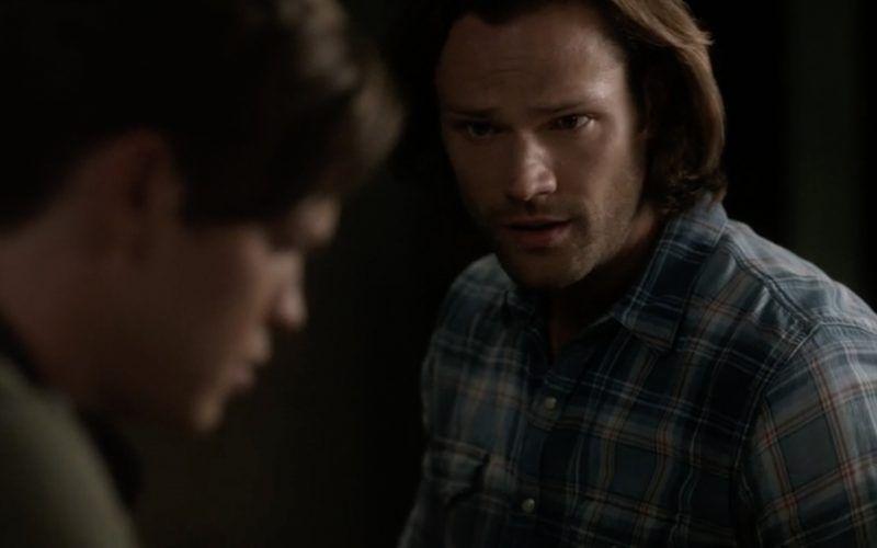 sam winchester with jack supernatural