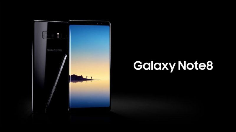 samsung galaxy note 8 black friday cyber monday hot deals