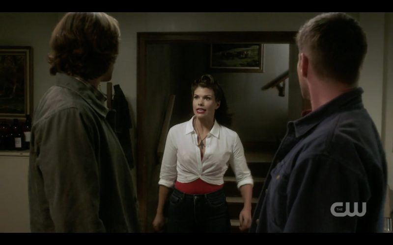 sarah troyer as athena on supernatural tombstone mttg interview