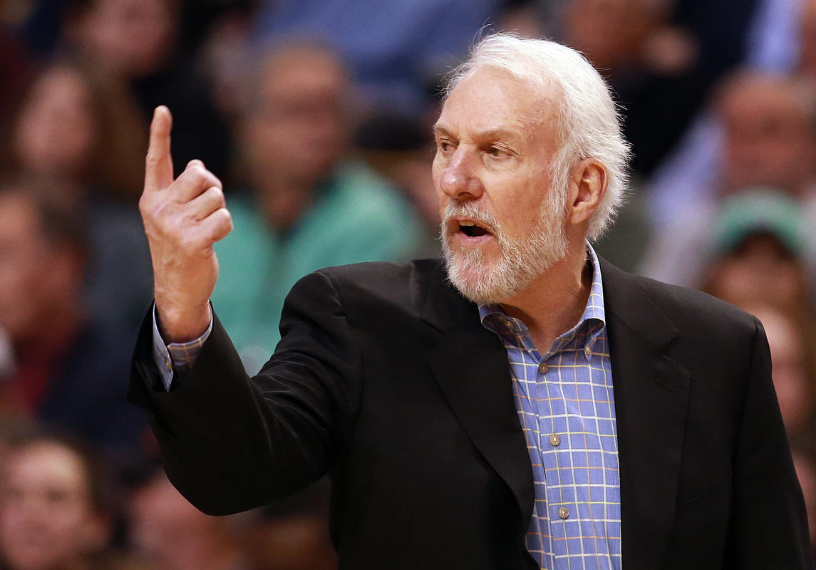 gregg popovich - photo #28