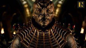 star trek discovery kahless klingon