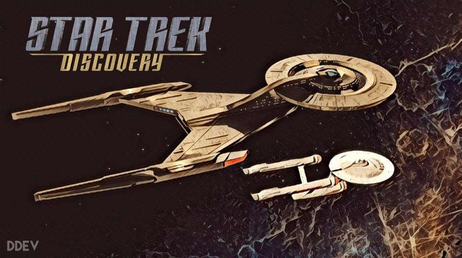 star trek discovery show