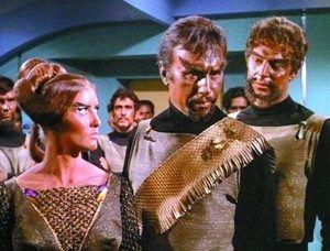star trek klingons original