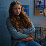 strangers things 2 maxine sadie sink movie tv tech geeks reviews