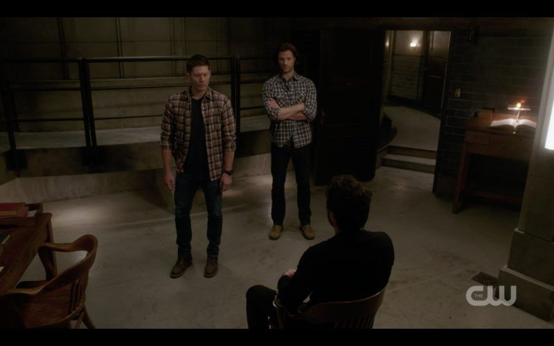 supernatural 1307 winchester brothers with ketch war of worlds