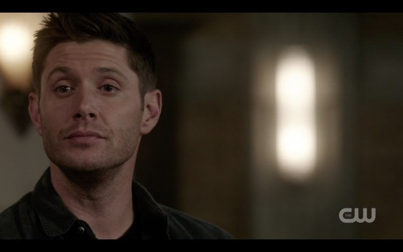 supernatural dean learns about mary alive 1307