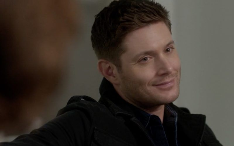 supernatural dean winchester uncomfortable on therapist couch