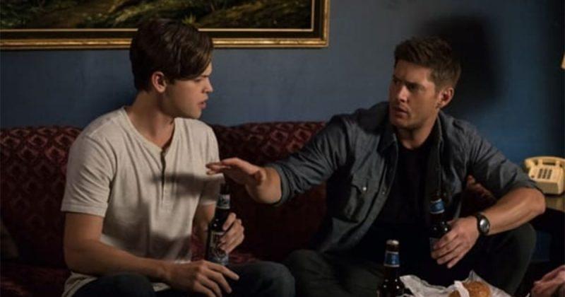 supernatural dean with jack
