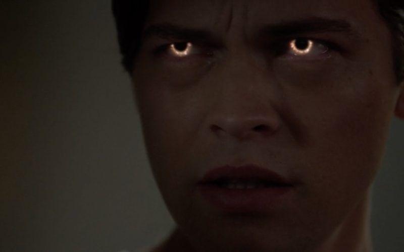 supernatural jack calvert glowing eyes for castiel 1303