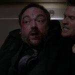 supernatural lucifer with crowley images