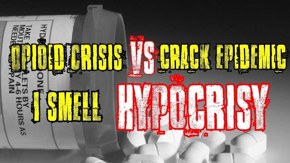 crack bust epidemic hypocrisy