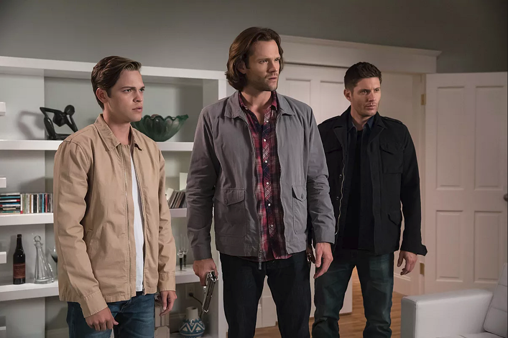 e2dba2933e6 Therapy, Winchester Style – 'Supernatural' 'The Big Empty' | Movie ...