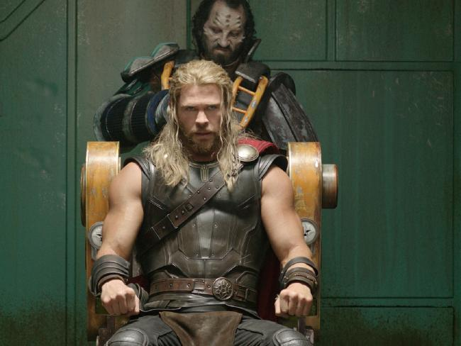 thor ragnarok chris hemsworth taken prisoner mttg reviews