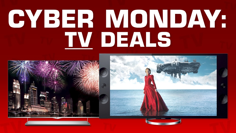 2017 cyber monday 4k hdtv holiday deals you can 39 t miss movie tv tech geeks news. Black Bedroom Furniture Sets. Home Design Ideas