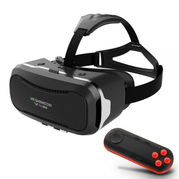 universal 3d movies games vr headset for iphon samsung galaxy 2017