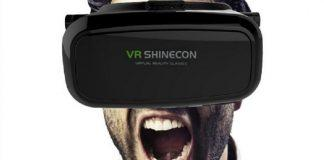 vr headset holiday must have shinecon 3d movies games vr headset for iphone samsung galaxy 2017 images