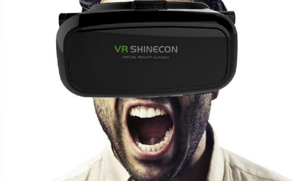 Tech Holiday Must Have Vr Shinecon 3d Movies Games Headset For Iphone Samsung Movie Tv Tech Geeks News