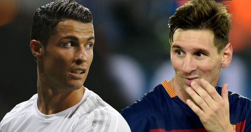 what makes cristiano ronaldo lionel messi stand out soccer
