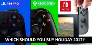 xbox one, ps4 nintendo switch best deals for 2017 black friday cyber monday images